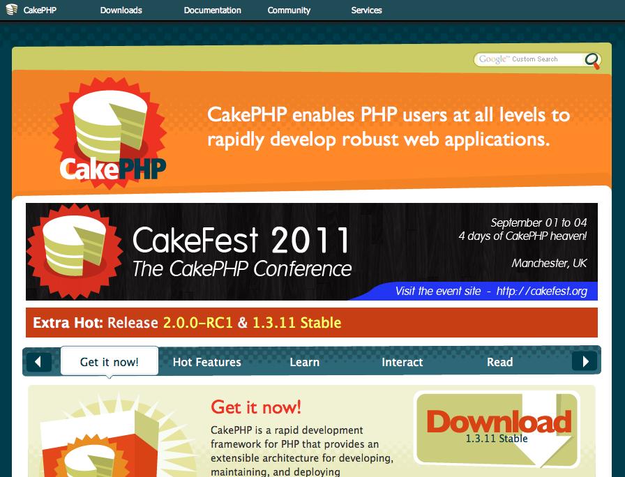 CakePHP多言語化の手順